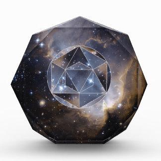 Cúmulo de estrellas geométrico