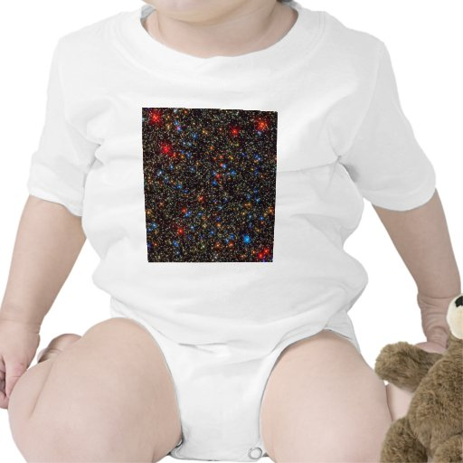 Cúmulo de estrellas gigante Centauri de Omega Traje De Bebé