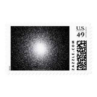 Cúmulo de estrellas globular en espacio