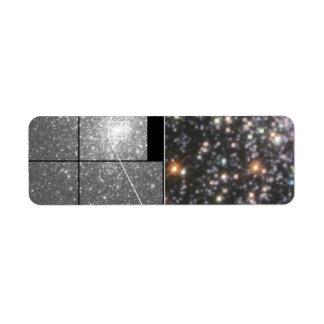 Cúmulo de estrellas globular M15