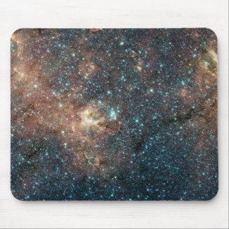Cúmulo de estrellas masivo alfombrillas de raton