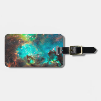 Cúmulo de estrellas NGC 2074 Etiquetas Para Maletas