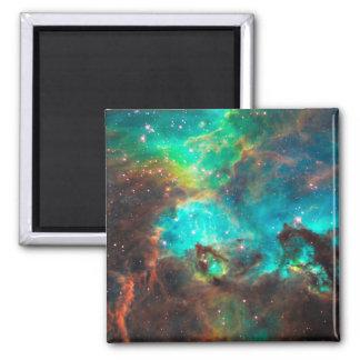 Cúmulo de estrellas NGC 2074 Imán Cuadrado