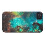 Cúmulo de estrellas NGC 2074 iPhone 4 Carcasas