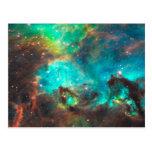 Cúmulo de estrellas NGC 2074 Postal