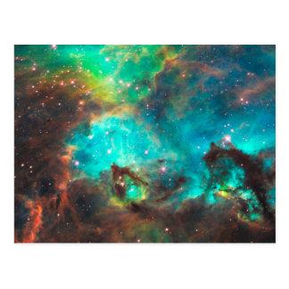 Cúmulo de estrellas NGC 2074 Postales
