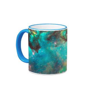 Cúmulo de estrellas NGC 2074 Taza De Dos Colores