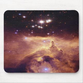 Cúmulo de estrellas Pismis 24 en la nebulosa NGC 6 Tapetes De Ratones