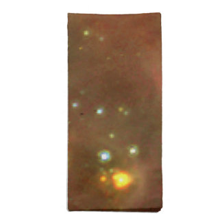 Cúmulo de estrellas R136 en la nebulosa 30 Doradus Servilletas De Papel