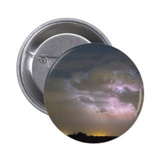 Cumulonimbus Cloud Explosion Pin
