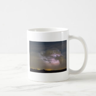 Cumulonimbus Cloud Explosion Coffee Mug