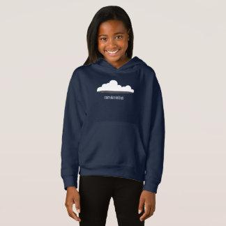 Cumulonimbus Girl's Hoodie
