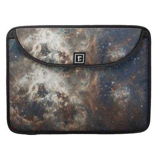 Cúmulos de estrellas funda para macbook pro