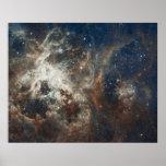 Cúmulos de estrellas poster