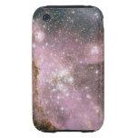 Cúmulos de estrellas tough iPhone 3 cárcasa