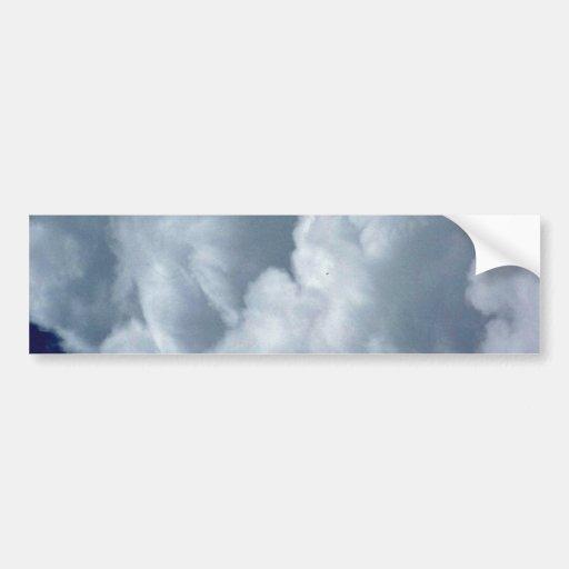 Cumulus Bumper Sticker