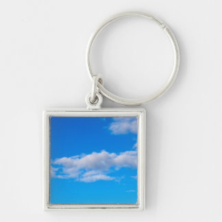 cumulus clouds over the western Antarctic Keychain