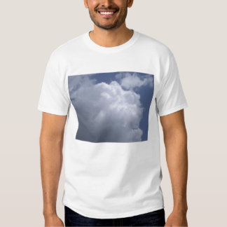 Cumulus congetus and Gray Clouds by KLM T-Shirt