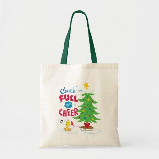 Cuña por completo de la alegría bolsas