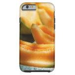 Cuñas del melón dulce funda para iPhone 6 tough