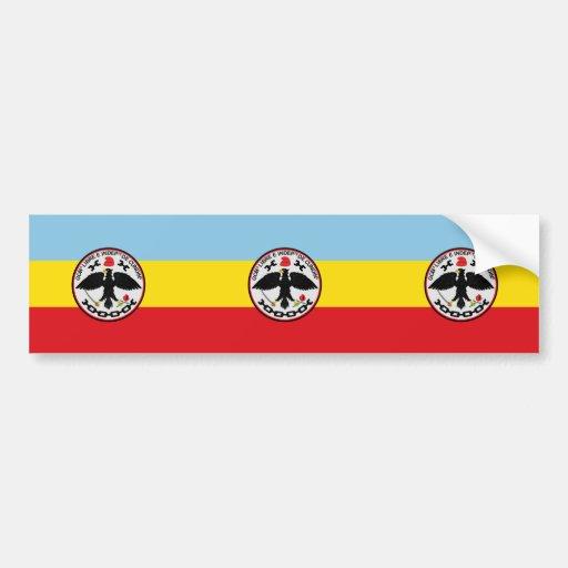 Cundinamarca Department, Colombia Car Bumper Sticker