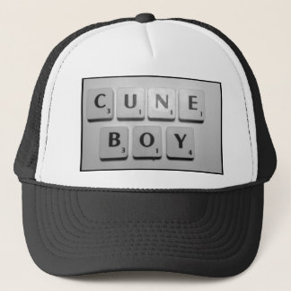 CUNE BOY ORIGINAL TRUCKER HAT