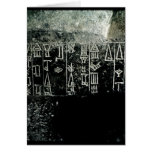 Cuneiform script greeting cards