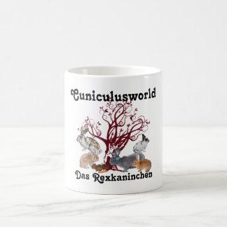 Cuniculus World Coffee Mug