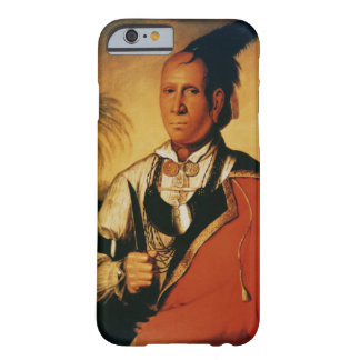 Cunne-Shote (c.1715-1810) 1762 (aceite en lona) Funda De iPhone 6 Barely There