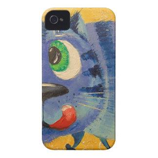 Cunning cat Case-Mate iPhone 4 case