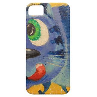 Cunning cat iPhone SE/5/5s case