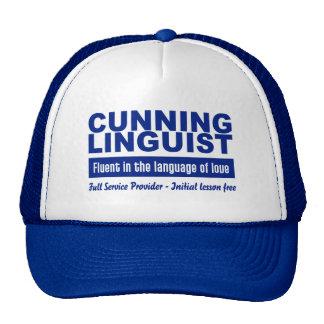 Cunning Linguist hat - choose color