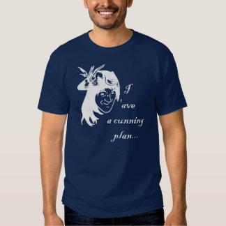 Cunning Serf w/ Text T Shirt
