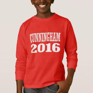 Cunningham - Cal Cunningham 2016 T-Shirt