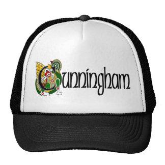 Cunningham Celtic Dragon Cap Trucker Hat