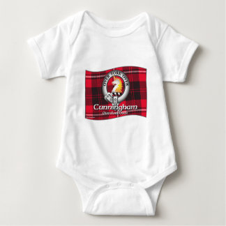 Cunningham Clan Baby Bodysuit