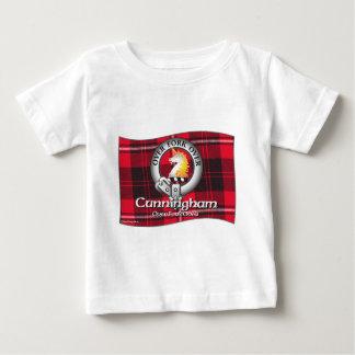 Cunningham Clan Baby T-Shirt