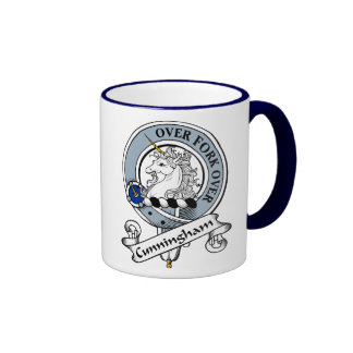 Cunningham Clan Badge Coffee Mug
