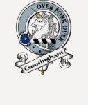 Cunningham Clan Badge Shirt