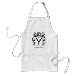 Cunningham Coat of Arms Apron