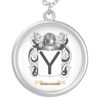 Cunningham Coat of Arms Jewelry