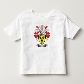 Cunningham Family Crest Coat of Arms Toddler T-shirt