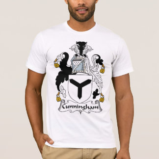 Cunningham Family Crest T-Shirt