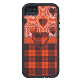 Cunningham Scottish clan tartan - Plaid iPhone 5/5S Covers