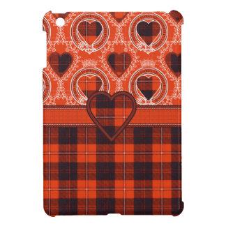 Cunningham Scottish clan tartan - Plaid iPad Mini Cases