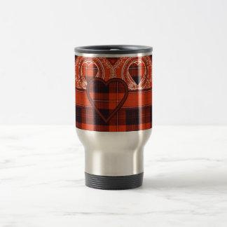 Cunningham Scottish Tartan Coffee Mug