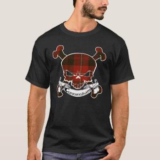 Cunningham Tartan Skull Shirt