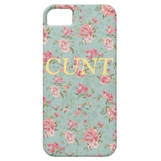 Cunt iPhone SE/5/5s Case