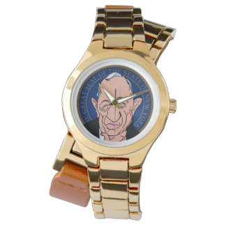 Cuomo Commemorative Watch for Her