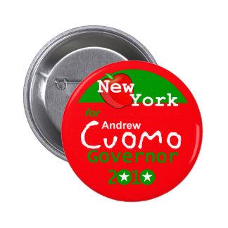 CUOMO Governor Button